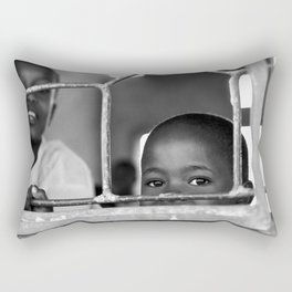 Window Rectangular Pillow