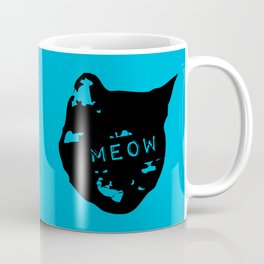 Tortoiseshell Kitty Coffee Mug