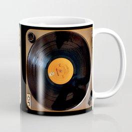 Vintage Pioneer Turntable 1976 Electronics PL-117D Coffee Mug