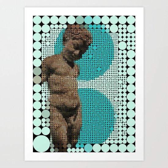 Pop Antiquity Art Print