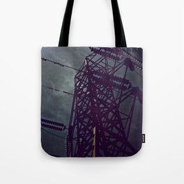 Mad Science Tote Bag