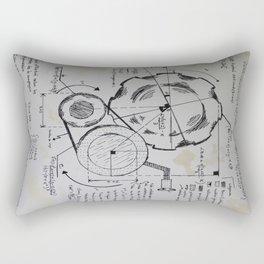 Mechanism  #1 Rectangular Pillow