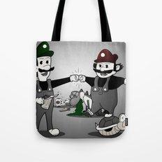 Super Smash'd Bros. Tote Bag