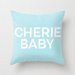 Cherie Baby Throw Pillow