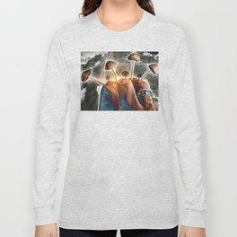 Mt. Shroom Long Sleeve T-shirt