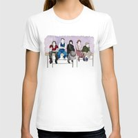 the breakfast club T-shirts featuring The Breakfast Club by DJayK