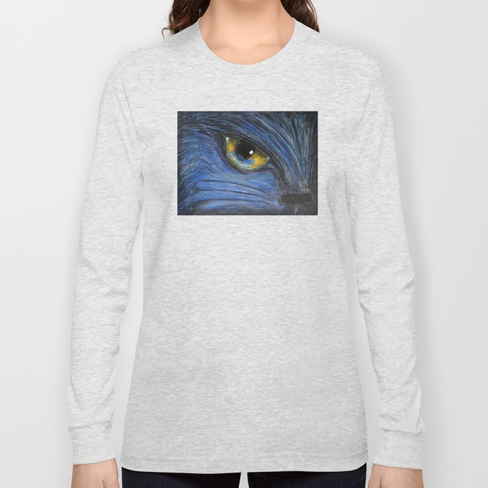 Look! Long Sleeve T-shirt