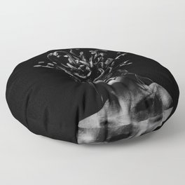 Medusa Floor Pillow
