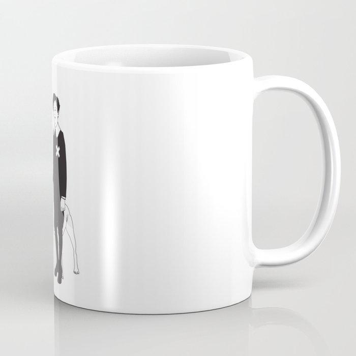 Dog Dick Web Site Coffee Mug