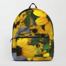 Cheerful Brown Eyed Susans Backpack