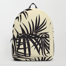 Palm Leaves Pattern Summer Vibes #8 #tropical #decor #art #society6 Backpack