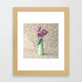 I don't know where it all went wrong Framed Art Print