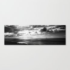 The Firth of Clyde Canvas Print