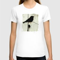 jazzberry T-shirts featuring Early Bird - JUSTART © by JUSTART