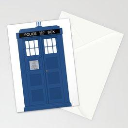 Tardis 02 Stationery Cards
