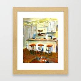2200 Apex Lane, Unit 1700, No. 02* Framed Art Print