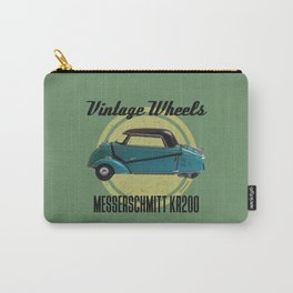 Vintage Wheels - Messerschmitt KR200 Carry-All Pouch
