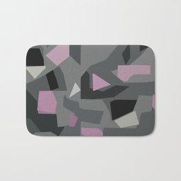 Langley Pink Bath Mat