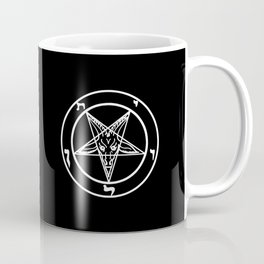 Das Siegel des Baphomet - The Sigil of Baphomet Coffee Mug