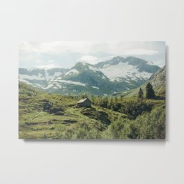 Norway VIII Metal Print