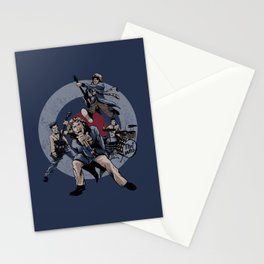 The WHOs Stationery Cards