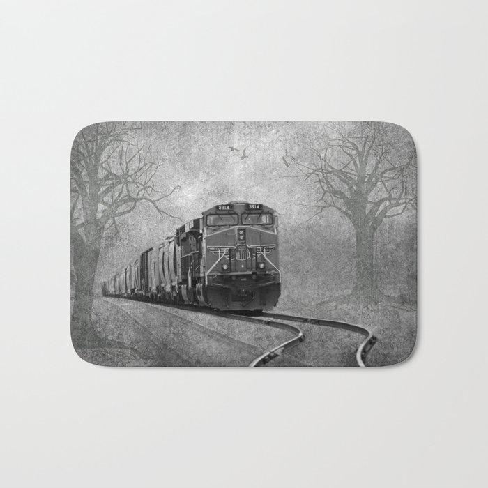 The Train Bath Mat