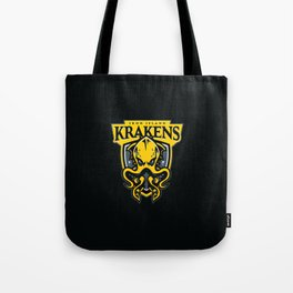 Iron Island Krakens Tote Bag
