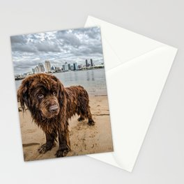 Newf Stationery Cards