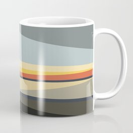 Evening Santa Monica Coffee Mug