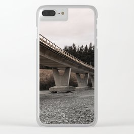 Lower Shotover Clear iPhone Case