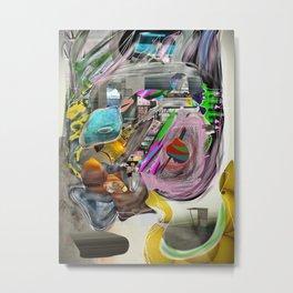 201092012335 Metal Print
