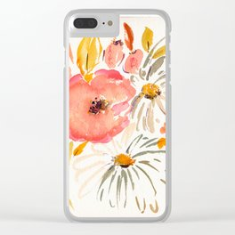 Mayfield Clear iPhone Case