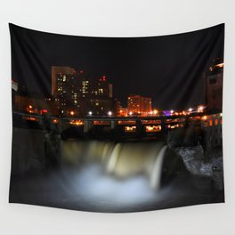 High Falls Wall Tapestry