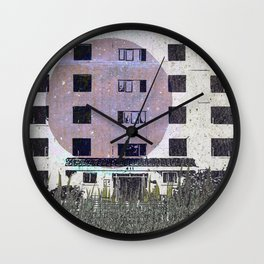Apartmentmoon Wall Clock