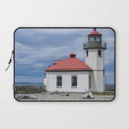 Alki Lighthouse Laptop Sleeve