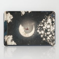 The Big Journey of the Man on the Moon  iPad Case