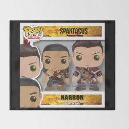 Nagron Spartacus Funko Throw Blanket