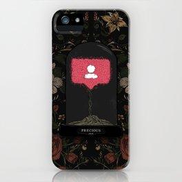Precious - 1876 iPhone Case
