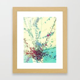 Lavender  Framed Art Print