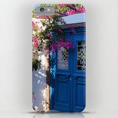 Greek Santorini Doors iPhone 6s Plus Slim Case