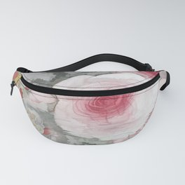 Floral Mirage Fanny Pack