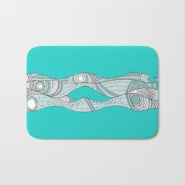 Sea Weeds Bath Mat