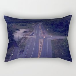 The Bridge - View Rectangular Pillow