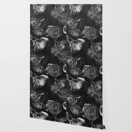 fishy flowers 2 Wallpaper