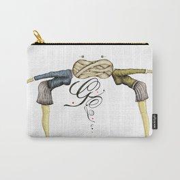 Diálogo. Carry-All Pouch