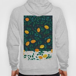 Lemon Green Hoody