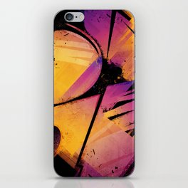 B--Abstract iPhone Skin
