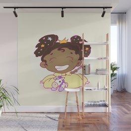 Lil´Princess Giddy-Up! Wall Mural