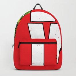 Avocado Guacamole Guac Dip Vintage Retro Backpack