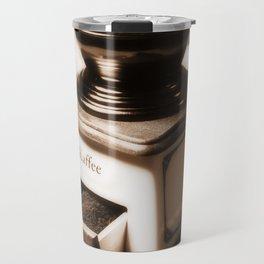 Coffee grinder Travel Mug